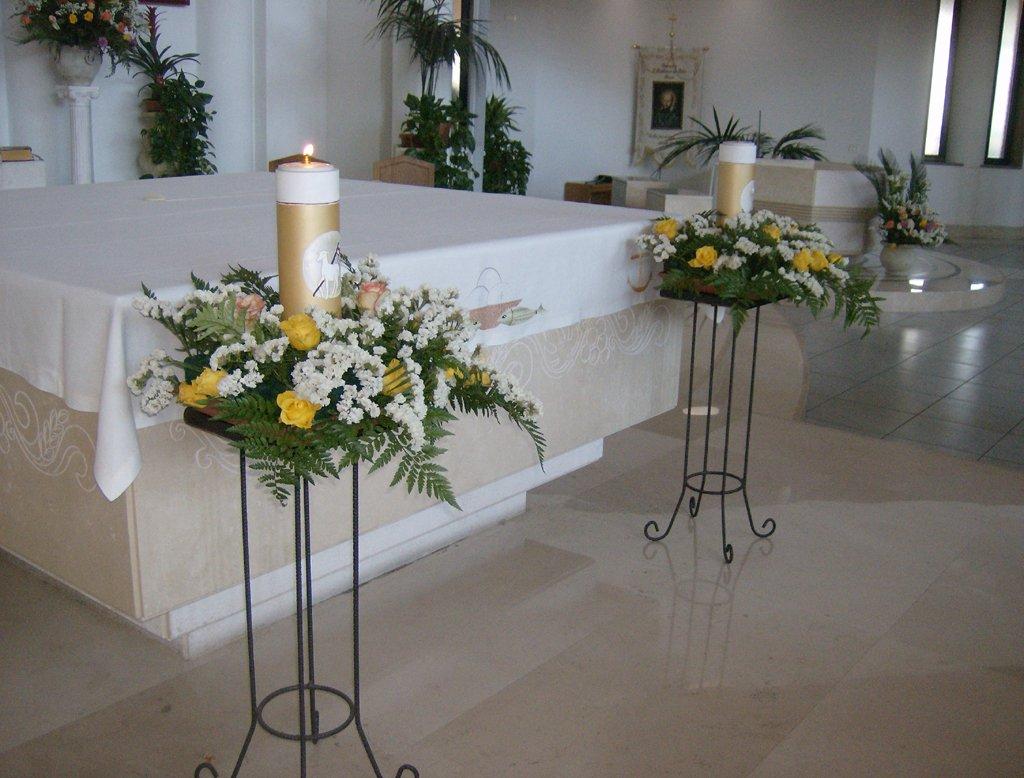Matrimonio In Quaresima : Arte floreale per la liturgia parrocchia san francesco