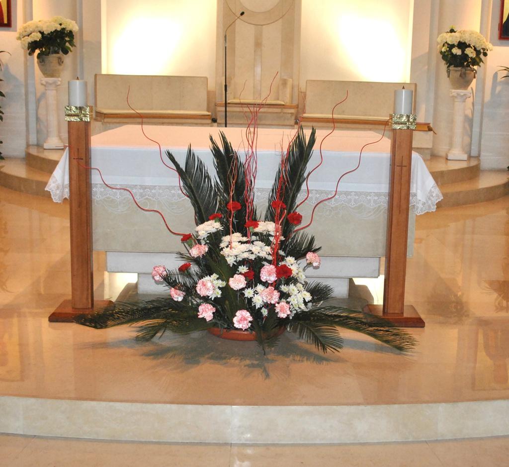 Popolare Arte Floreale Per La Liturgia | Parrocchia San Francesco di Sales RO66