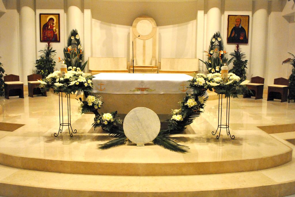 Padre gianni roberto parrocchia san francesco di sales - Decorazioni per cresima ...