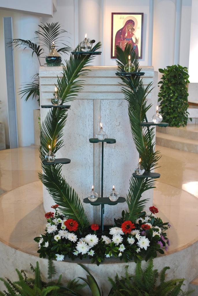 Matrimonio In Quaresima : Composizioni floreali per altare nx regardsdefemmes